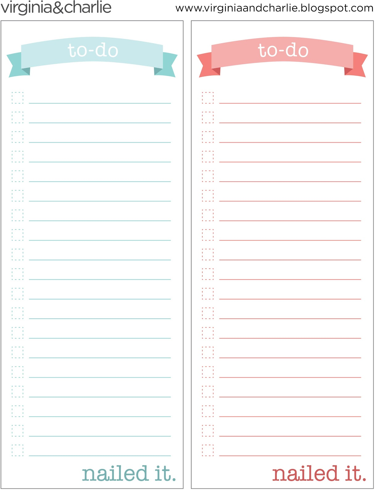 10 Marketing To Do List Templates Printable To Do Lists