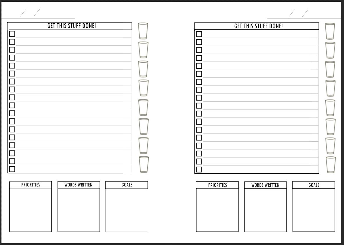 printable to do list sheets - Ideal.vistalist.co